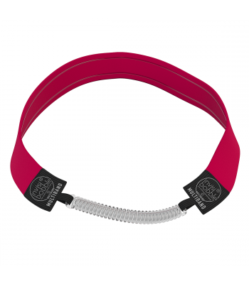 Invisibobble matu lente Multiband (krāsa - Red-y To Rumble)